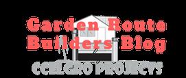 Garden Route Builders Blog